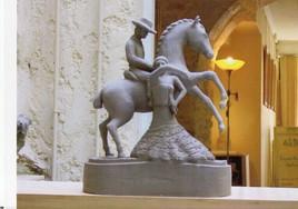 Le cavalier et la danseuse
