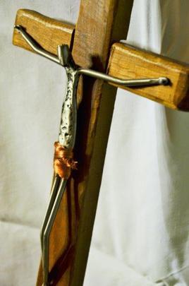 Sculpture Crucifie