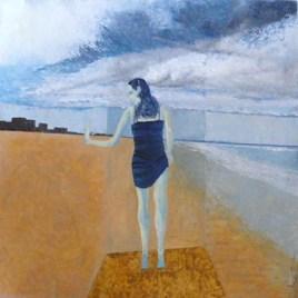 la passante de sain jean de monts : la passante sur la plage