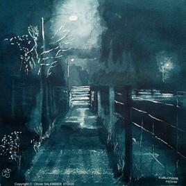 voyette à Gondecourt en Ambiance nocturne 2ème