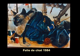 Folie de chat