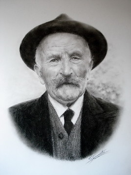 Portrait Grand-père