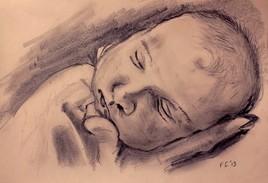 Bébé(e) dort