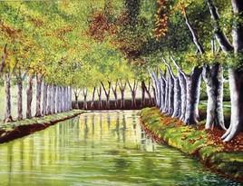 Canal du Midi - septembre