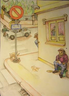 rue du repos