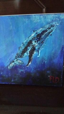 Brigitte la baleine