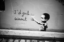 Street Art, Montmartre 5