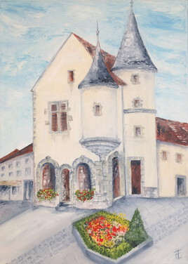 Maison Bourgogne à Arnay le Duc