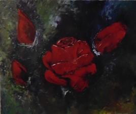 Les roses d'automne
