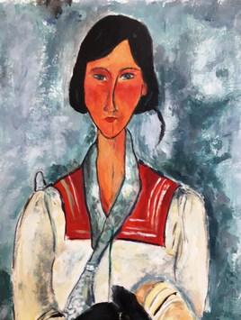Repro Modigliani