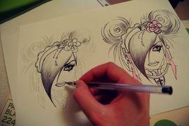Gothic Lolitas I