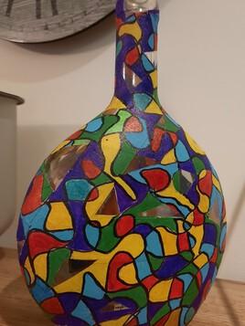 Vase chat.