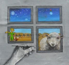histoire de mouton
