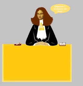 Mona, la femme juge