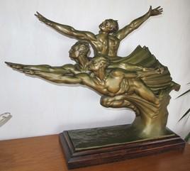 Bronze de mon grand père