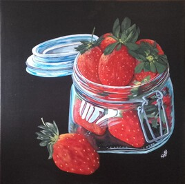 « Rouge Gourmandise »