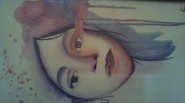 Portrait encré