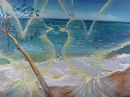 Peinture l amour