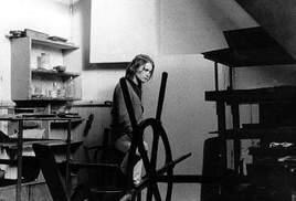 Atelier de lithographie