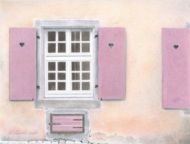 Fenêtre d'Alsace