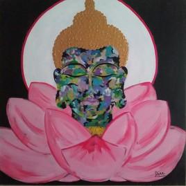 Frotte le lotus et le zenie apparaîtra
