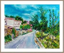 Village de Aït Messaoud, Boumerdès
