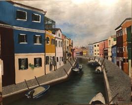 La Venise par Victoria , 10 ans