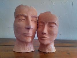visages amoureux