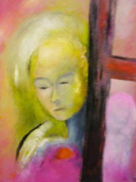Peinture Ange gardien