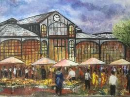 Le marché de Wazemmes Lille