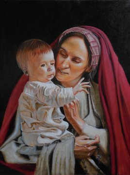 Priere pour l'enfant