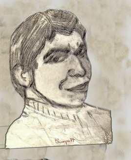 Auto portrait 1978