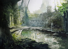 Ruine d'une civilisation...