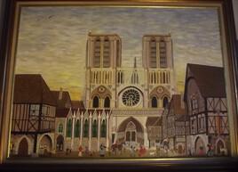 Notre Dame de Paris sous Louis XI