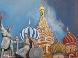 Cathédrale Basile le Bienheureux (Moscou)