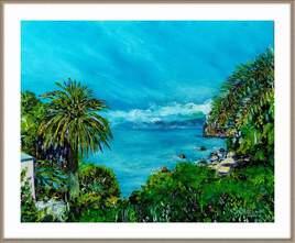 La baie des Aiguades