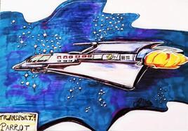 transporteur illustration jdr