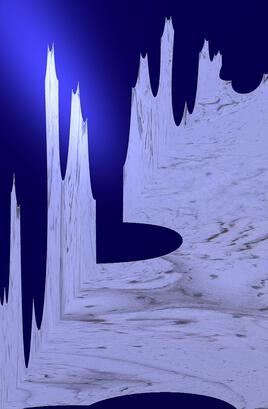 Iceberg gothique 1) 2018 - Rappel