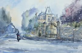 Rue de Sainte Suzanne