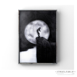 Máni - La lune du loup Garou