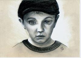 L'enfant au béret