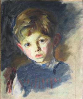Portrait de garçonnet