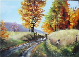 Une journée d'automne
