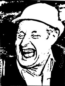 Portrait de Bourvil