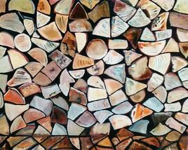 Pile de bois