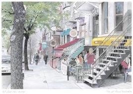 Rue Saint-Denis, Montréal
