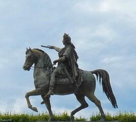 Louis XIV à Montpellier :)