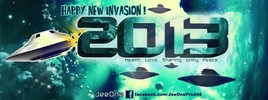 Happy New Invasion