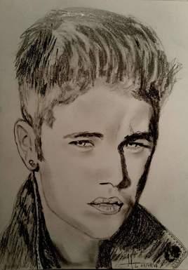 Portrait Justin Bieber