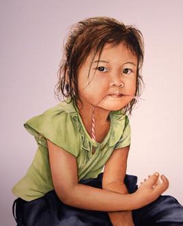 Enfant de Bali